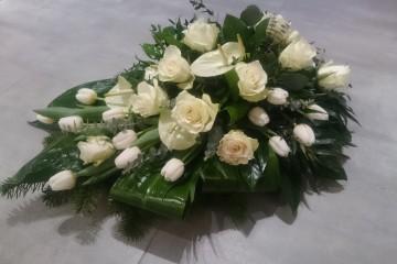 wiązanka pogrzeobwa
