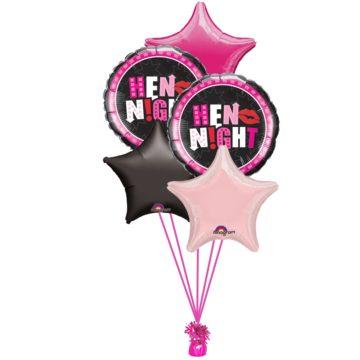 balony na wieczór panieński