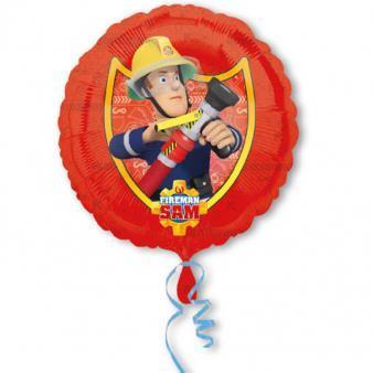 balon strazak sam
