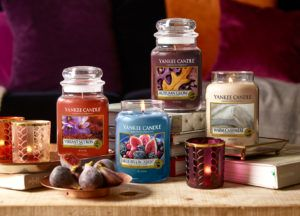 kwiaciarnia ursus yannkee candle