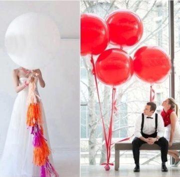 balony z helem  źródło zdjęcia: internet