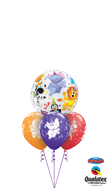 13737 18459 Party Animals Bubble Layer
