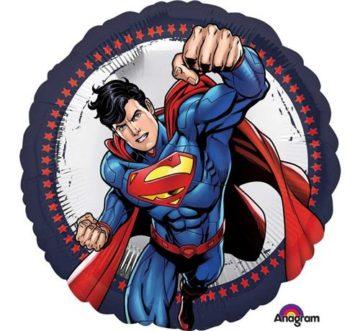 balony bajki z helem superman