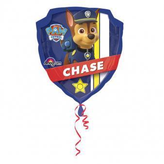 balon psi patrol tarcza duża