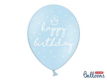 balony na urodziny