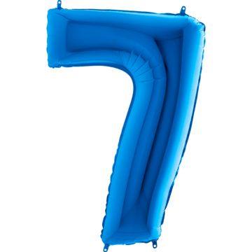 balony z helem cyfry