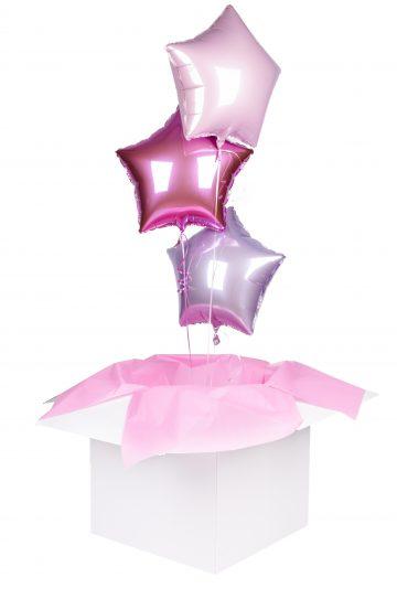 zestaw urodzinowy przesyłki balonowe