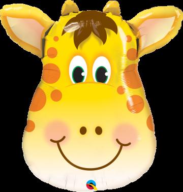 żyrafa balon