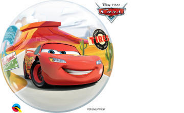 balon bubble cars