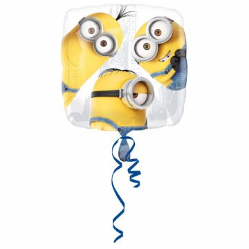 minionki balony