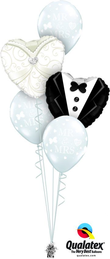 15784 15791 18654 Wedding Tuxedo & Gown Classic