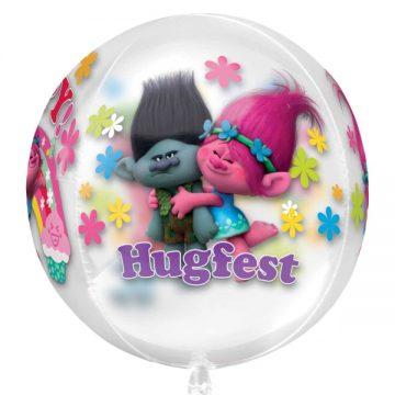 poppy balon z helem