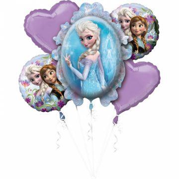 kraina lodu zestaw balonów