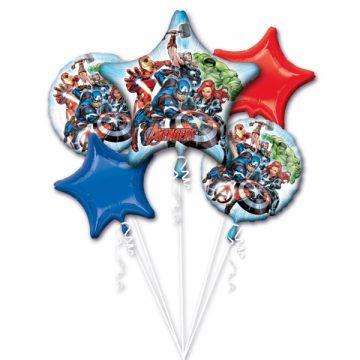 avengers balony bajki z helem