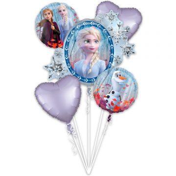 kraina lodu 2 zestaw balonów