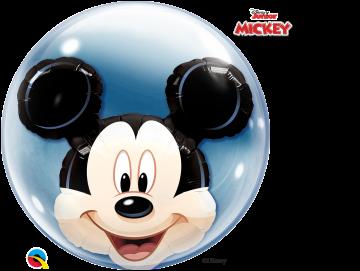 myszka miki balon w balonie