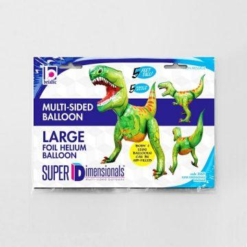 dinozaur 3d ogromny balon