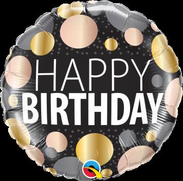 balon urodzinowy z helem