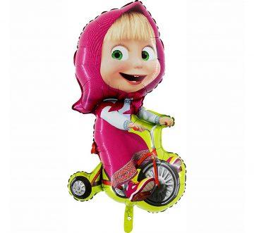 masha na rowerku