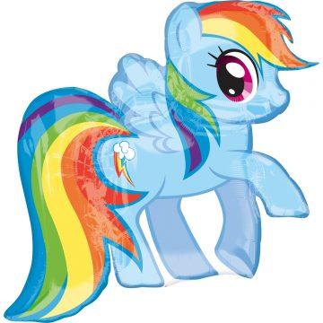 pony rainbow dsash
