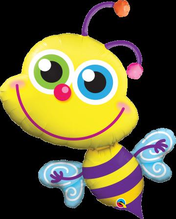 pszczółka balon