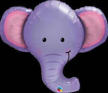 słoń balon