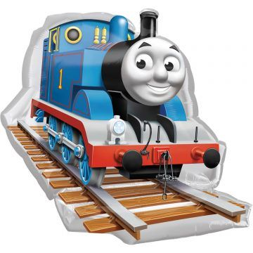 tomek lokomotywa z helem