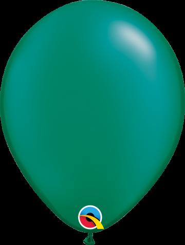 pearl emerald green