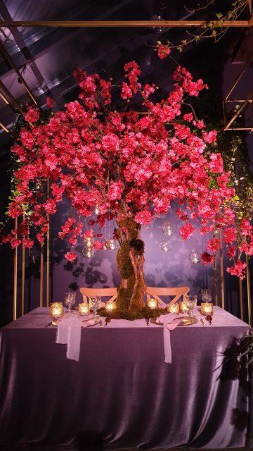 dekoracja sali weselnej warszawa