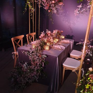 dekoracja wesela warszawa